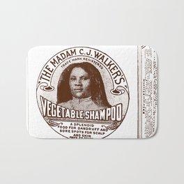 Madam C.J. Waker Vegetable Shampoo Bath Mat