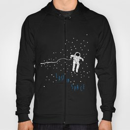 lost in space astronaut Hoody