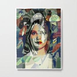 20140520_205134 Metal Print