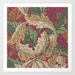 """William Morris """"Acanthus"""" 5. Art Print"""
