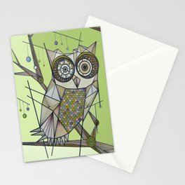 Sleeping's For The Birds! Stationery Cards