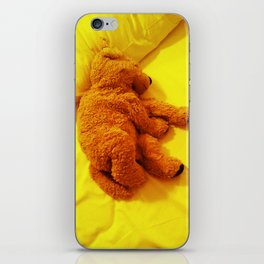 Love is... Teddy dog iPhone Skin