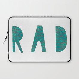 Rad - Green Laptop Sleeve