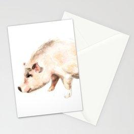Chinese Zodiac (Pig)  Stationery Cards