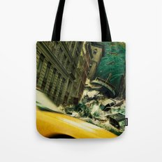 No God's Gonna Save You Now Tote Bag