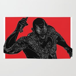 Drax the Destroyer, GuardiansOfTheGalaxy Rug