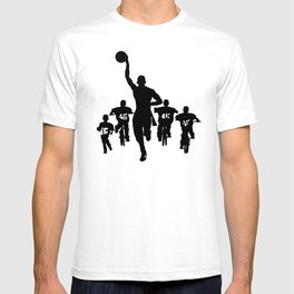#thejumpmanseries, Boobie Miles T-shirt