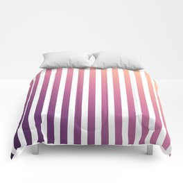 pastel stripes or pinstripes Comforters