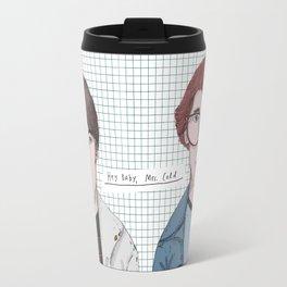 Erlend Oye & Eirik Boe Travel Mug