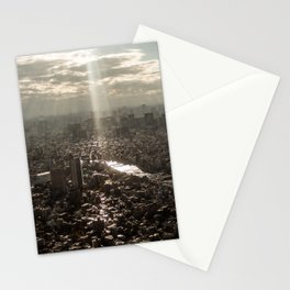Tokyo View Stationery Cards