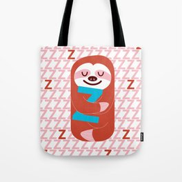 The Slothful One Tote Bag