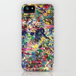 Splash 1 iPhone Case