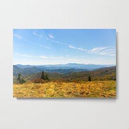 Mountaineer Metal Print