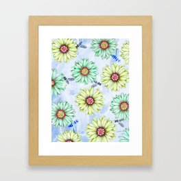 I'm an Early Bloomer Framed Art Print