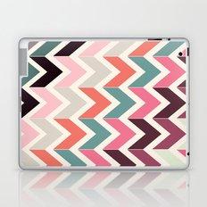 Retro Light Chevrons Laptop & iPad Skin