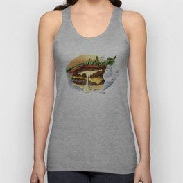 Shack Stack Hot Spring Unisex Tank Top
