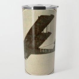 Aeroplane Travel Mug