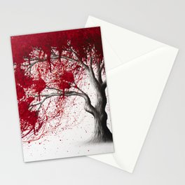 Western Iron Tree Stationery Cards