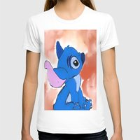 stitch T-shirts featuring STITCH  by Taylor Perren