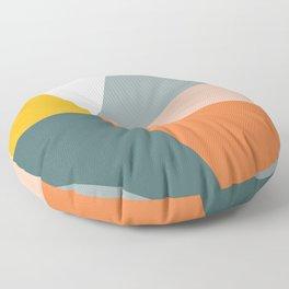 Modern Geometric 33 Floor Pillow