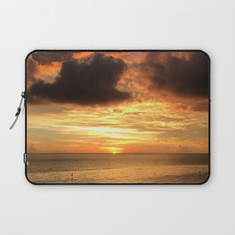 Clearwater Beach Sunset Laptop Sleeve