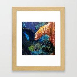 Mixed Media #3 Framed Art Print