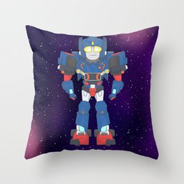 Skids S1 Throw Pillow
