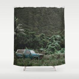 Summer Road Trip II / Kaui, Hawaii Shower Curtain