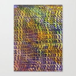 Gelli 5 Canvas Print