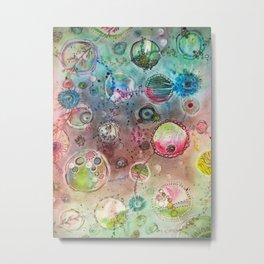 garden of universe Metal Print