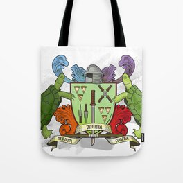 Sewer Family Crest Tote Bag