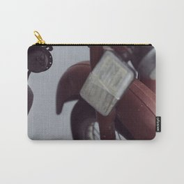 Fine art print, old moto interior design, hasselblad, still life, high quality photo (n°3) Carry-All Pouch