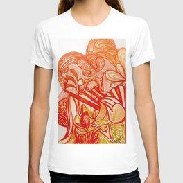 efflorescent #24.1 T-shirt