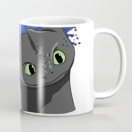 Light/Night Fury Coffee Mug