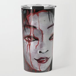 Geisha in Blood: The unwiling Concubine Travel Mug