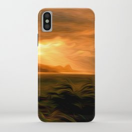 Clearing Squall iPhone Case