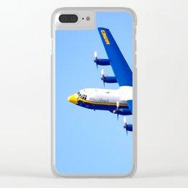 Fat Albert Clear iPhone Case