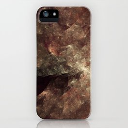 Topography I iPhone Case