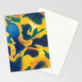 The lagoon Stationery Cards