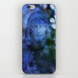 Jesus Christ In The Garden By Annie Zeno iPhone Skin