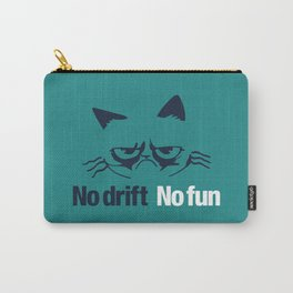 No drift No fun v2 HQvector Carry-All Pouch