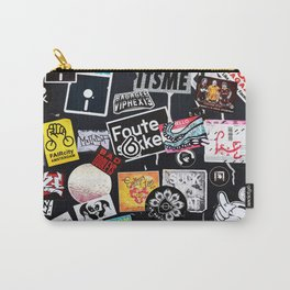 City tags Carry-All Pouch