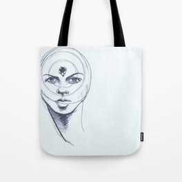 Brainwashed America Tote Bag