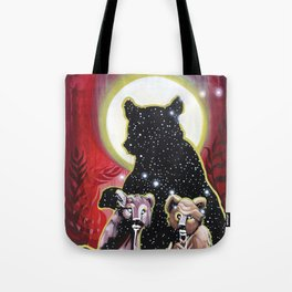 Next Genration Medicine People: Nursing Ursa Minor Tote Bag