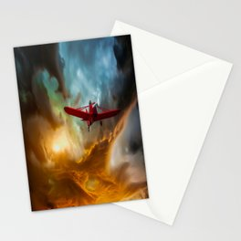 Through The Abyss Stationery Cards