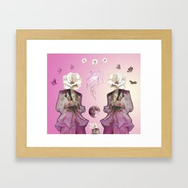 Take care of Yourself Framed Art Print