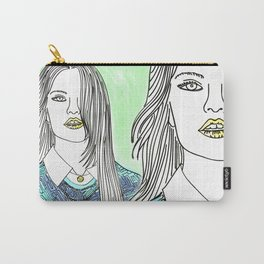Stay Real Carry-All Pouch