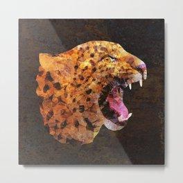 roaring  Metal Print