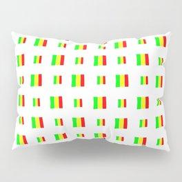 Flag of mali 5 - handmade Pillow Sham