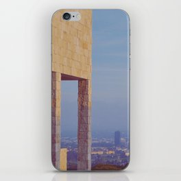Elevated View iPhone Skin
